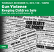 Gun Violence Keeping Children Safe
