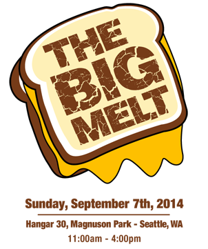 The Big Melt   Seattle's First Grilled Cheese Festival!