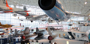 Free Admission To Museum Of Flight